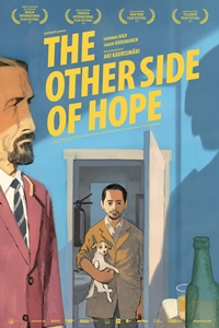 Poster for The Other Side of Hope (Toivon tuolla puolen)