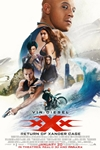 xXx: The Return of Xander Cage 3D Poster