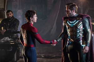 Still of Spider-Man: Far from Home
