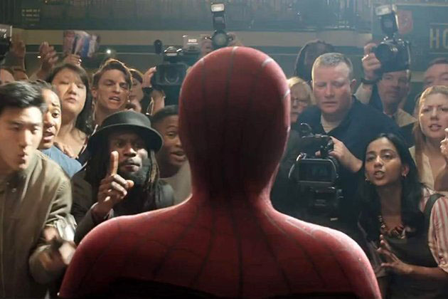 Still 11 for Spider-Man: Far from Home