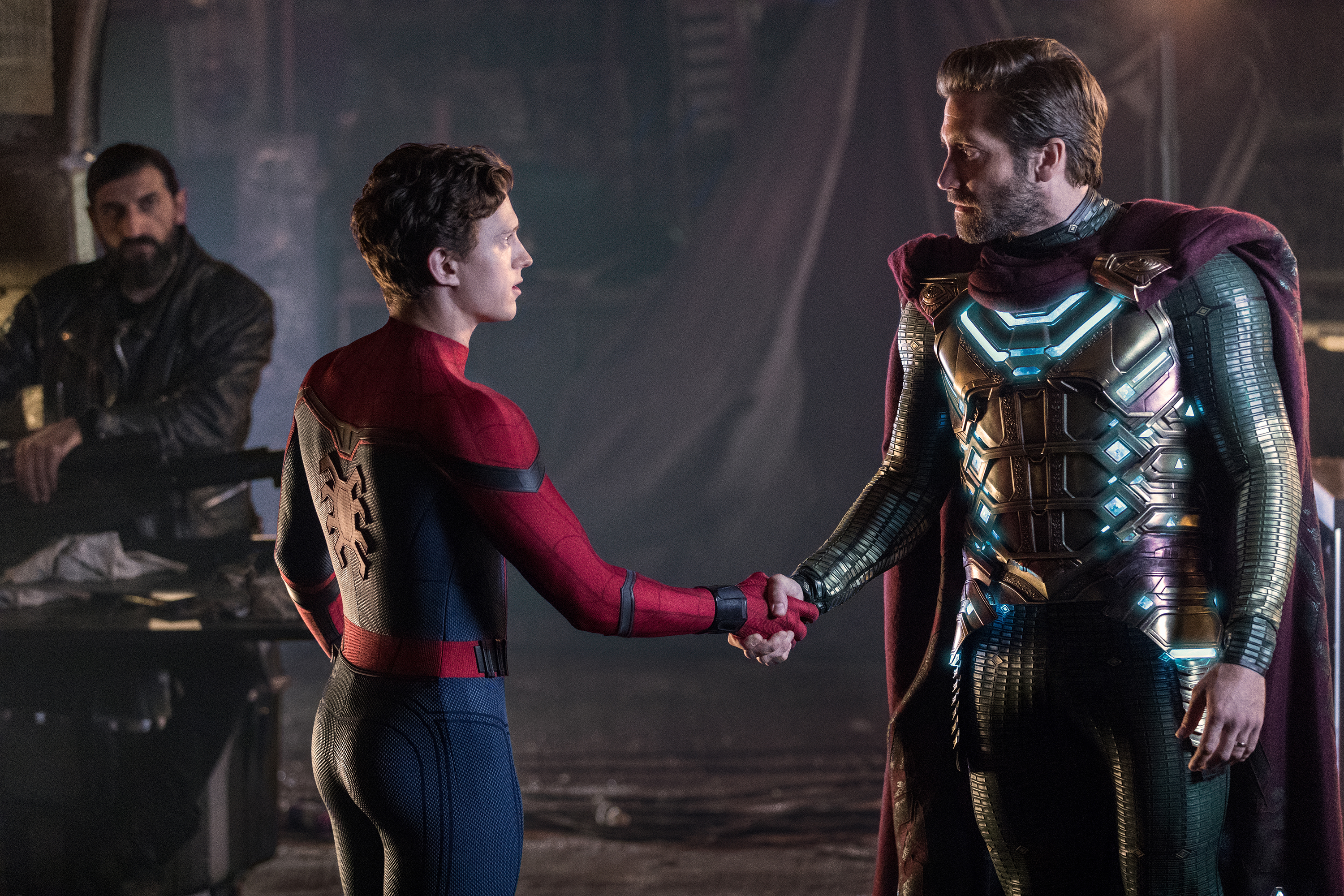 Still 15 for Spider-Man: Far from Home