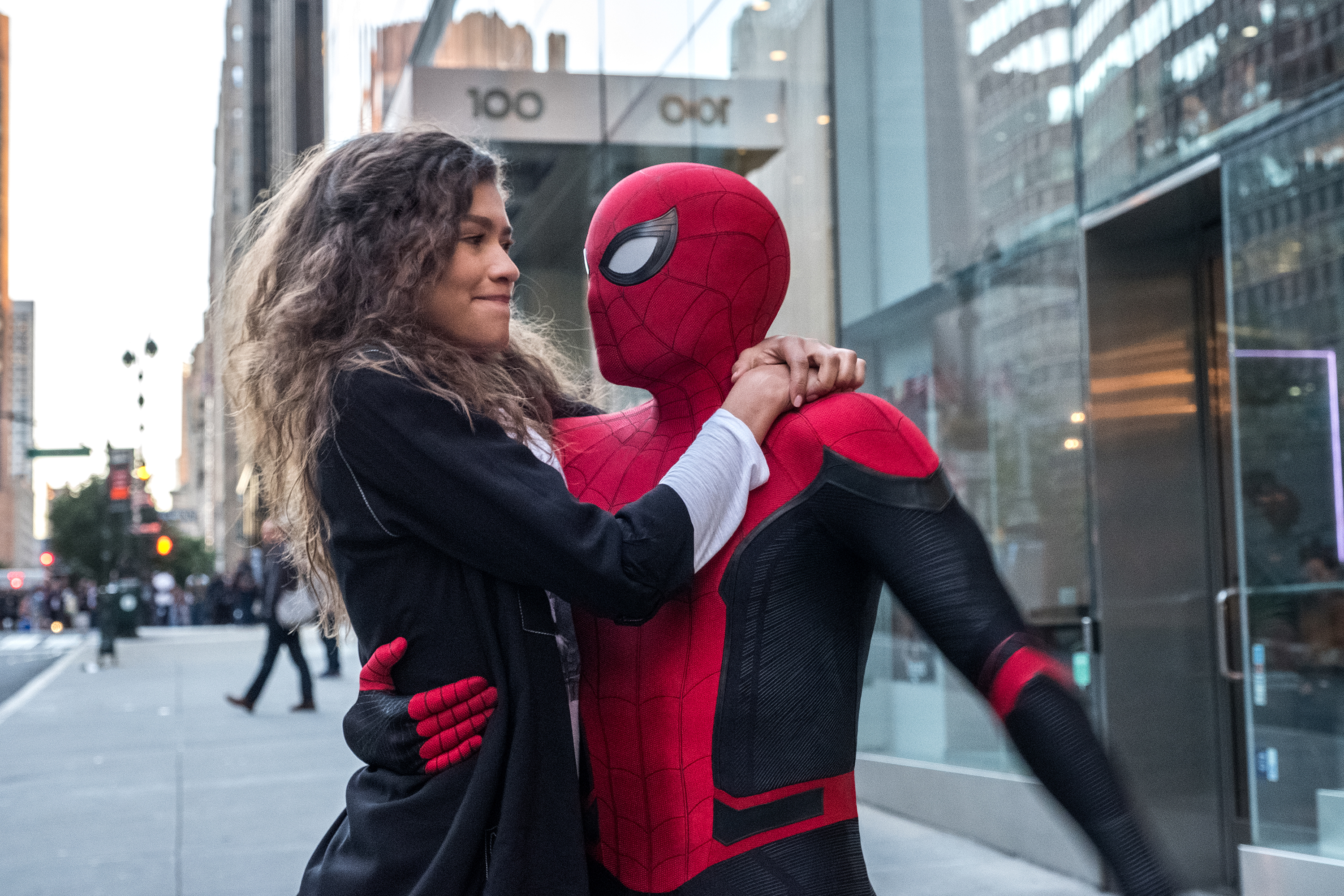 Still 17 for Spider-Man: Far from Home