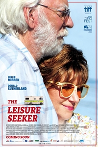 Caption Poster for The Leisure Seeker