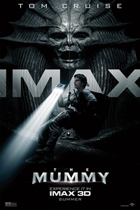 Poster for The Mummy: An IMAX 3D Experience