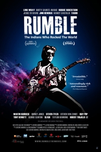 Poster of Rumble: The Indians Who Rocked The Wo...