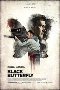Poster of Black Butterfly
