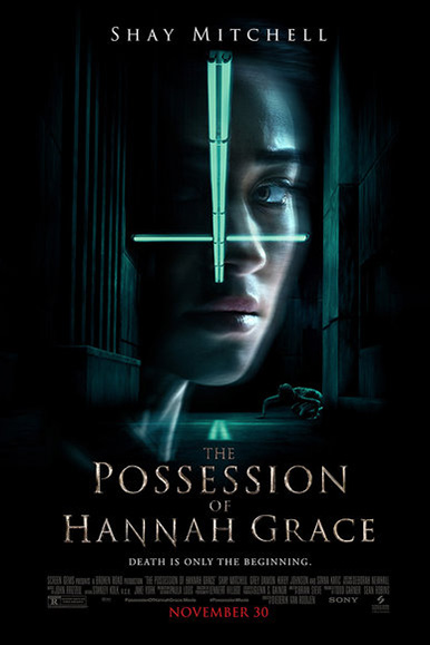 Poster for The Possession of Hannah Grace