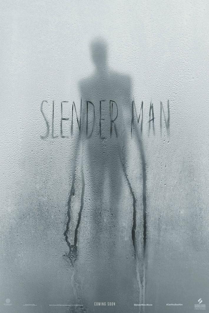 Poster for Slender Man