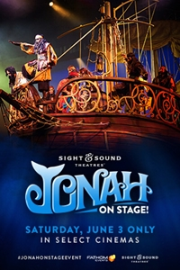 Poster of JONAH: ON STAGE!