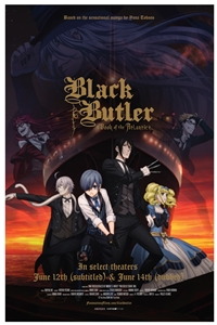Black Butler: Book of the Atlantic (Kuroshitsuji: Book of the Atlantic)