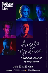 Poster for National Theatre Live: Angels in America Part Two: