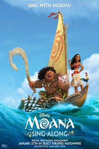 Poster of Moana Sing-Along