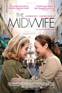 Poster for The Midwife (Sage femme)