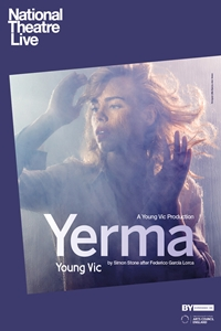 Poster of National Theatre Live: Yerma