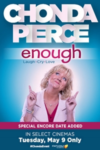 Poster of Chonda Pierce: Enough