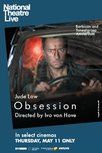Poster for National Theatre Live: Obsession