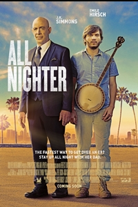 NYFCS: All Nighter Poster