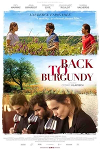 Poster for Back to Burgundy (Ce qui nous lie)