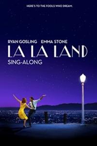 Poster for La La Land Sing Along
