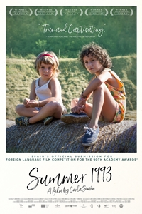Poster of Summer 1993 (Verano 1993)