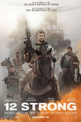 Poster for 12 Strong