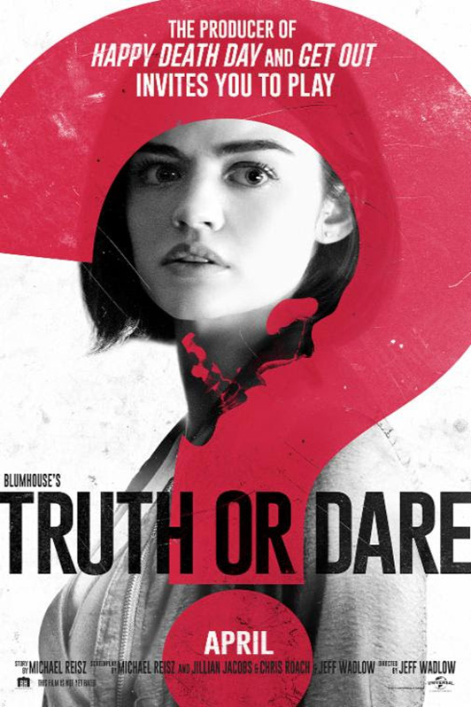 Poster of Blumhouse's Truth or Dare