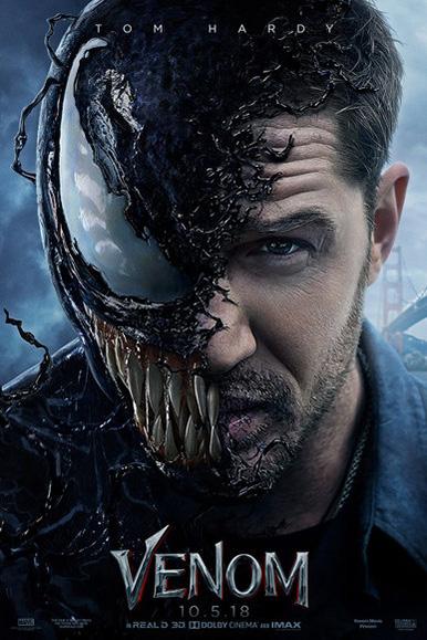 Poster for Venom