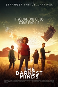 Poster of Darkest Minds, The