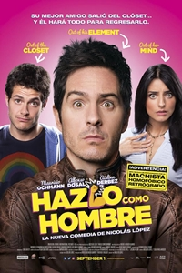 Poster of Do It Like An Hombre (Hazlo como homb...