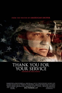 Poster for Thank You For Your Service