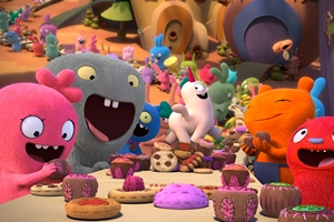 Trailer thumbnail for UglyDolls