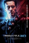 Terminator 2: Judgment Day in 3D Poster