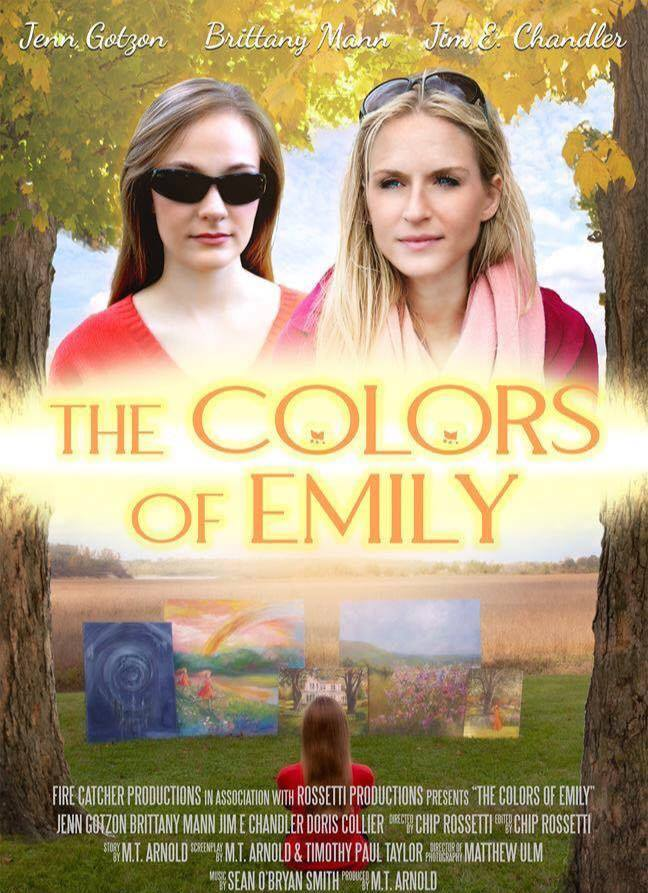 Poster for The Colors of Emily