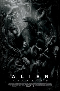 Poster for Alien: Covenant The IMAX 2D Experience