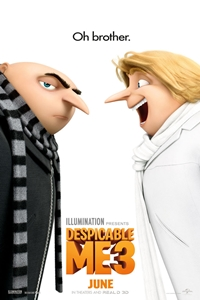 Poster of Despicable Me 3 3D