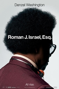 Caption Poster for Roman J. Israel, Esq.