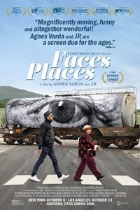 Faces, Places (Visages, villages) Poster