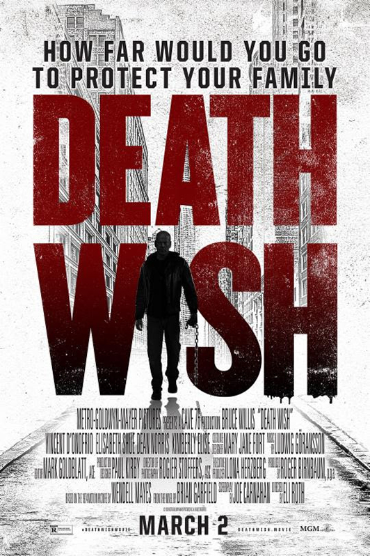 Poster ofDeath Wish
