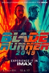 Blade Runner 2049: The IMAX 2D Experience Poster