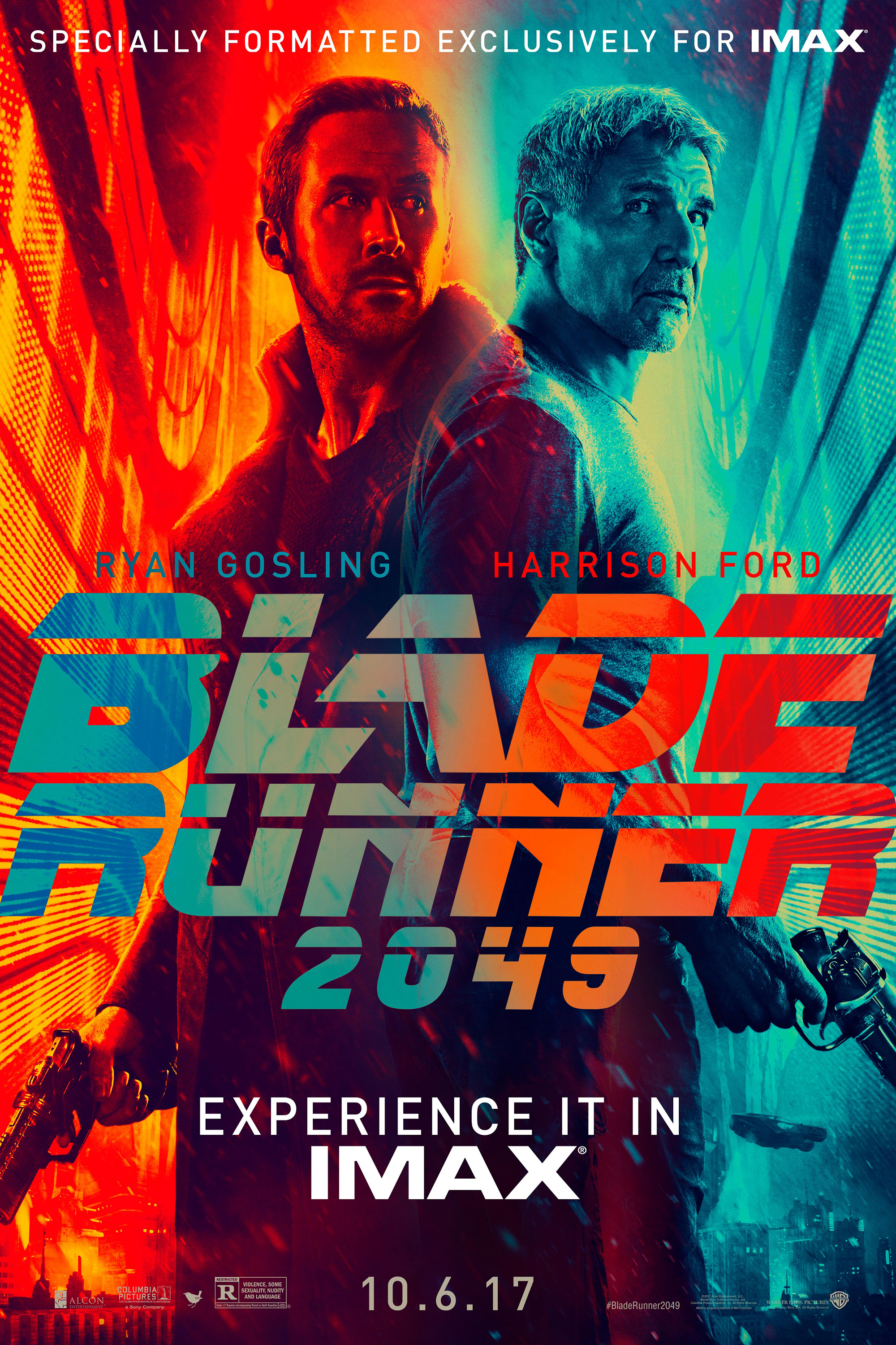 Poster for Blade Runner 2049: The IMAX 2D Experience