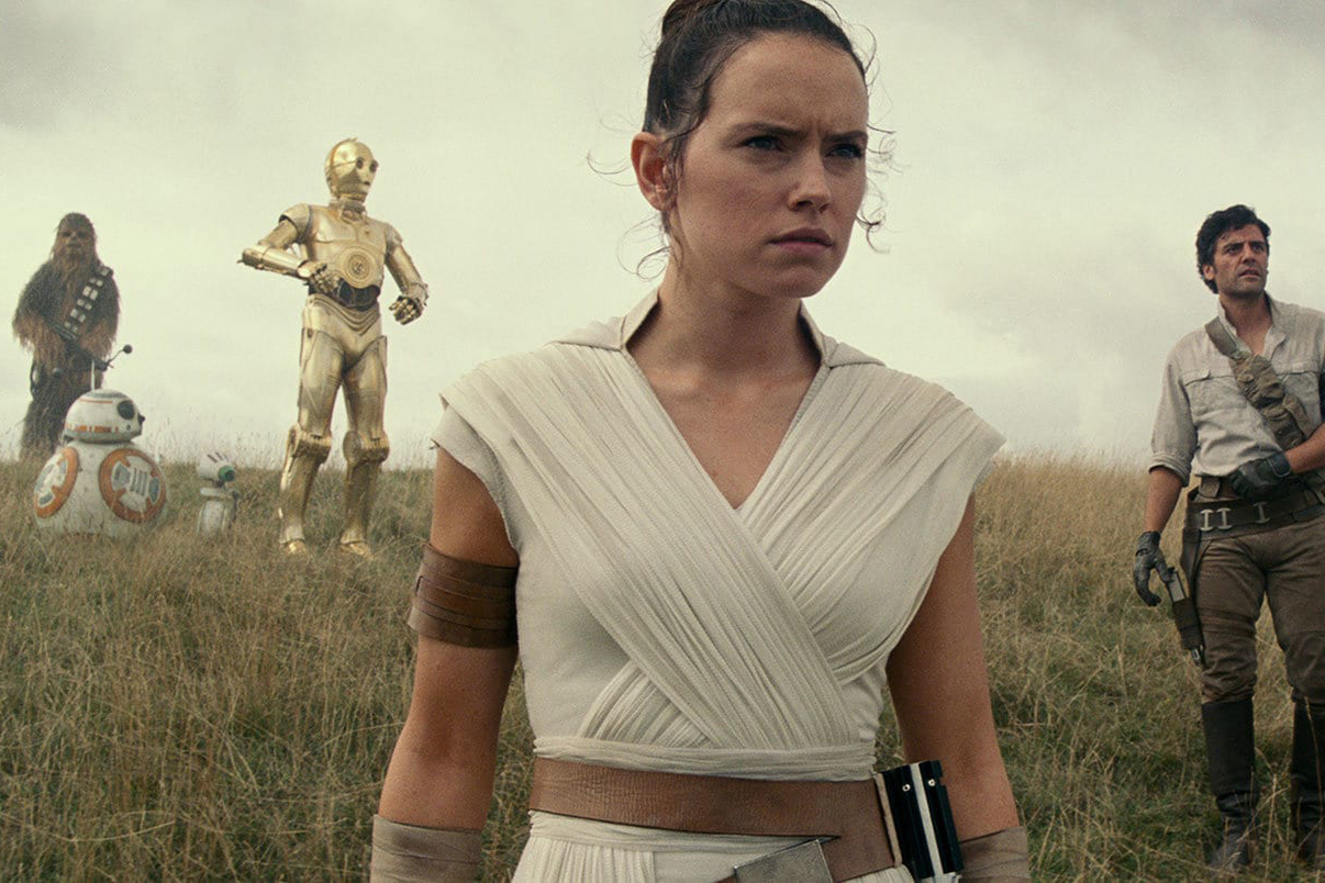 Still 3 for Star Wars: The Rise Of Skywalker