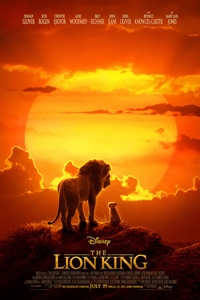 Poster for Lion King (2019), The