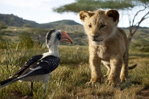 Still 6 for The Lion King