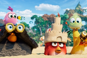 Still of The Angry Birds Movie 2