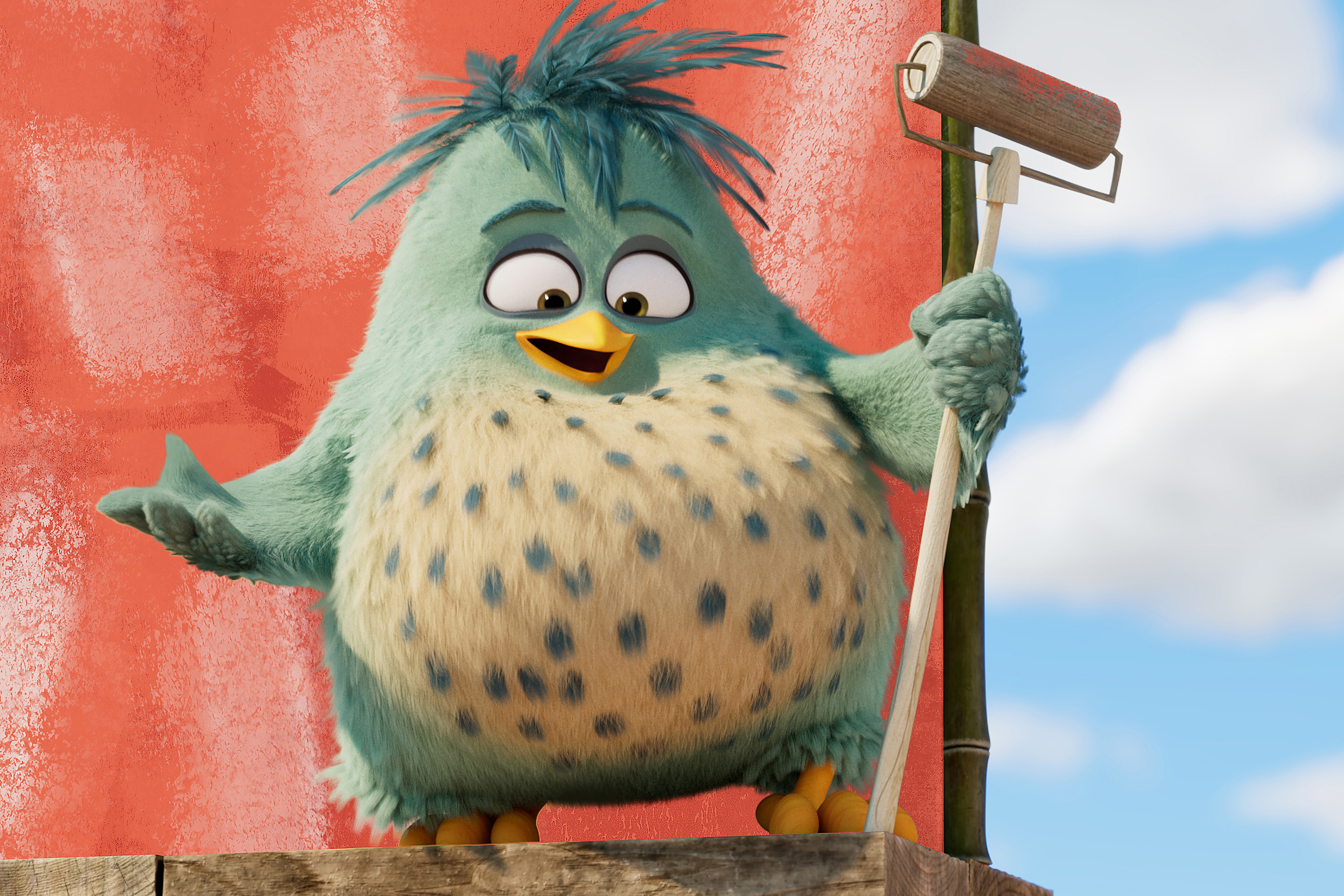 Hero Image for The Angry Birds Movie 2