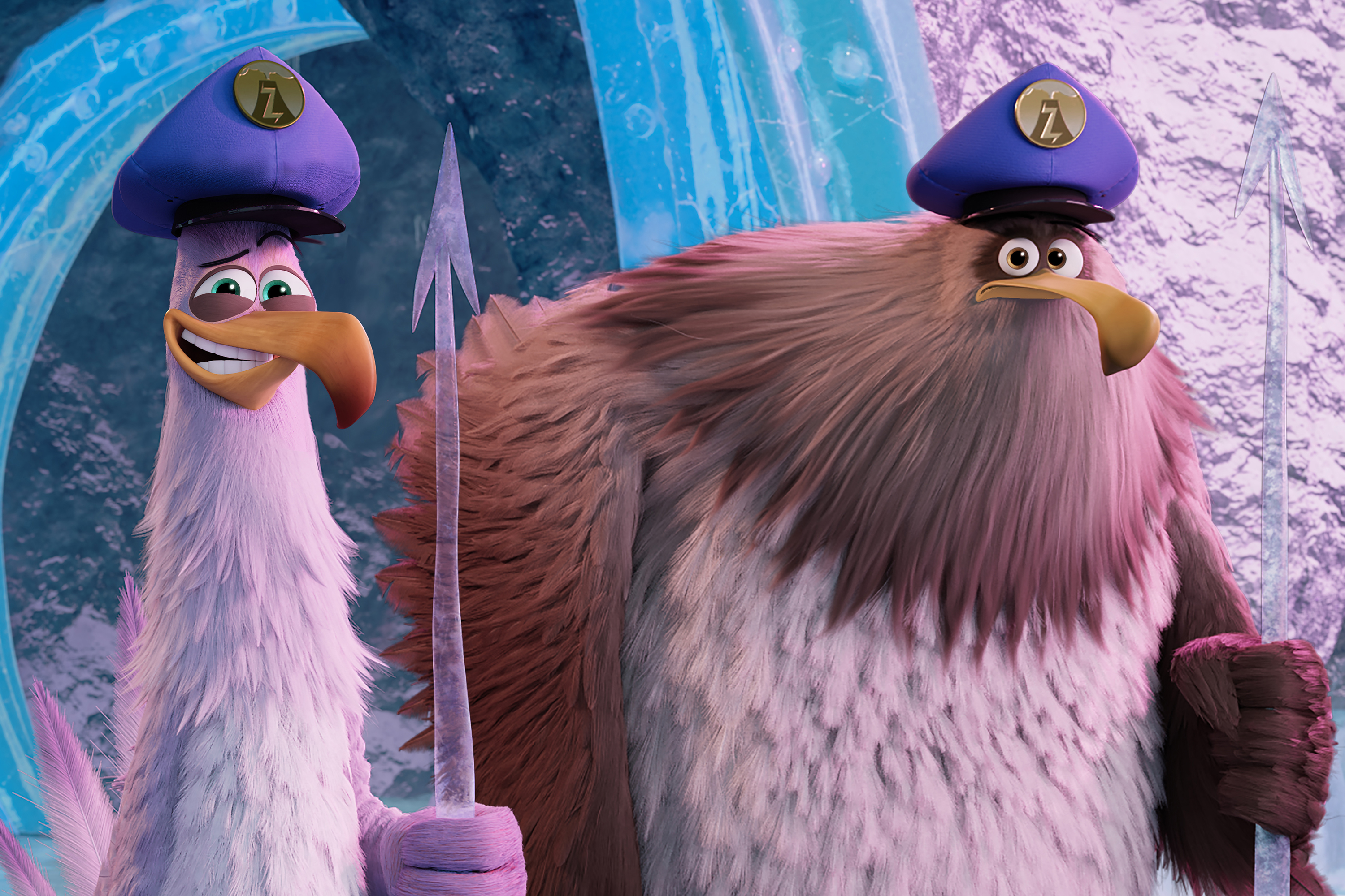 Still 4 for Angry Birds Movie 2, The