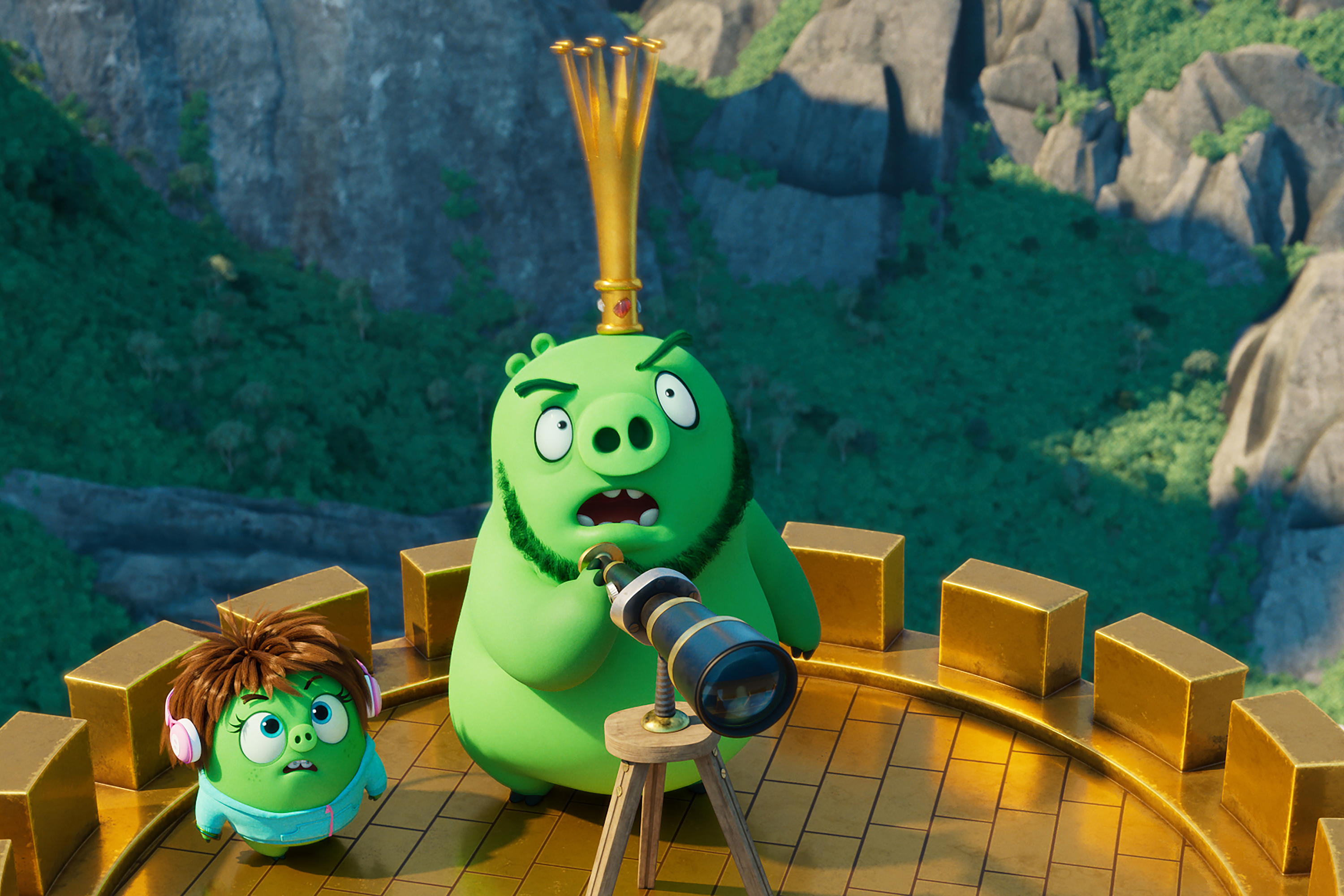 Still 5 for Angry Birds Movie 2, The