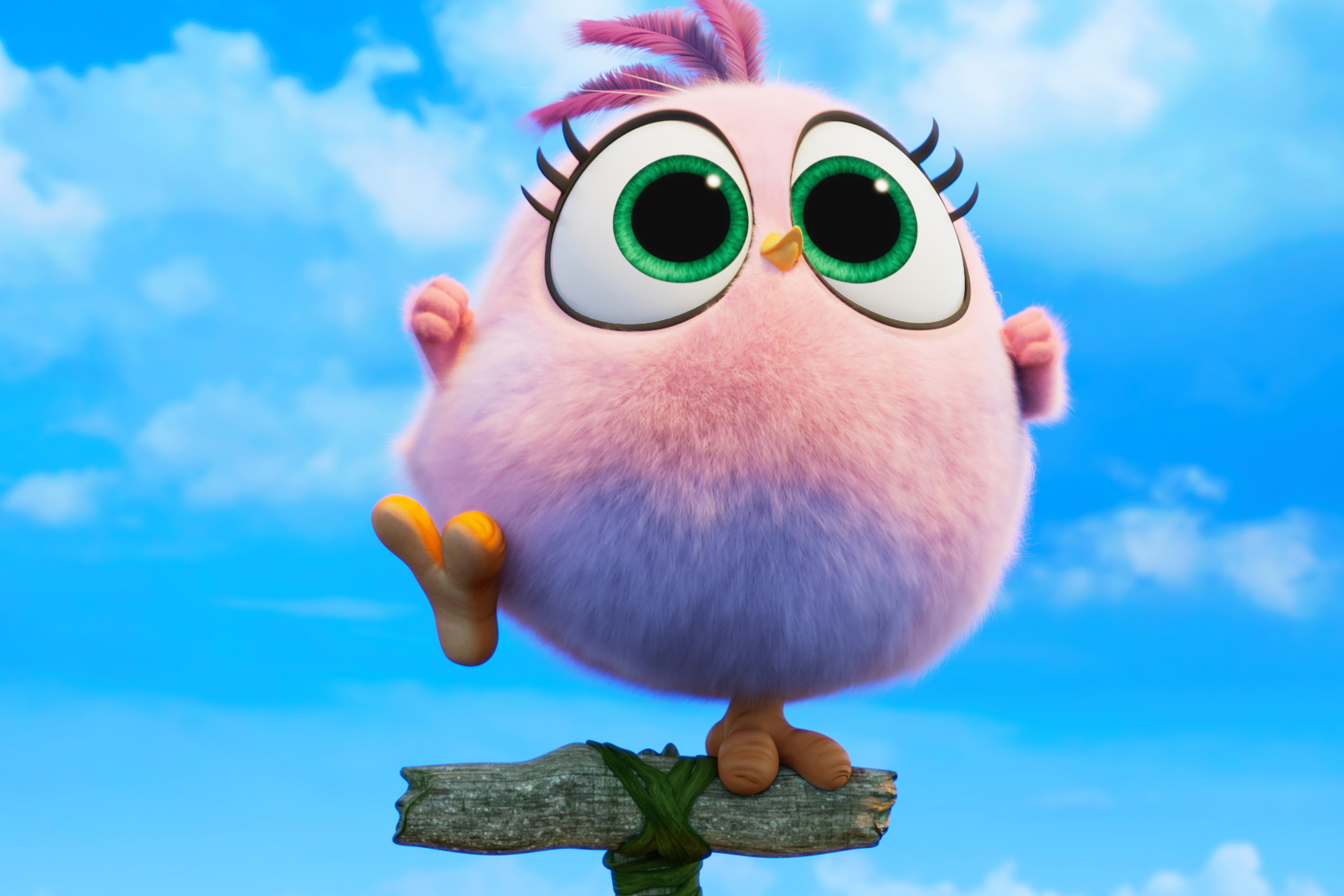 Still 11 for Angry Birds Movie 2, The