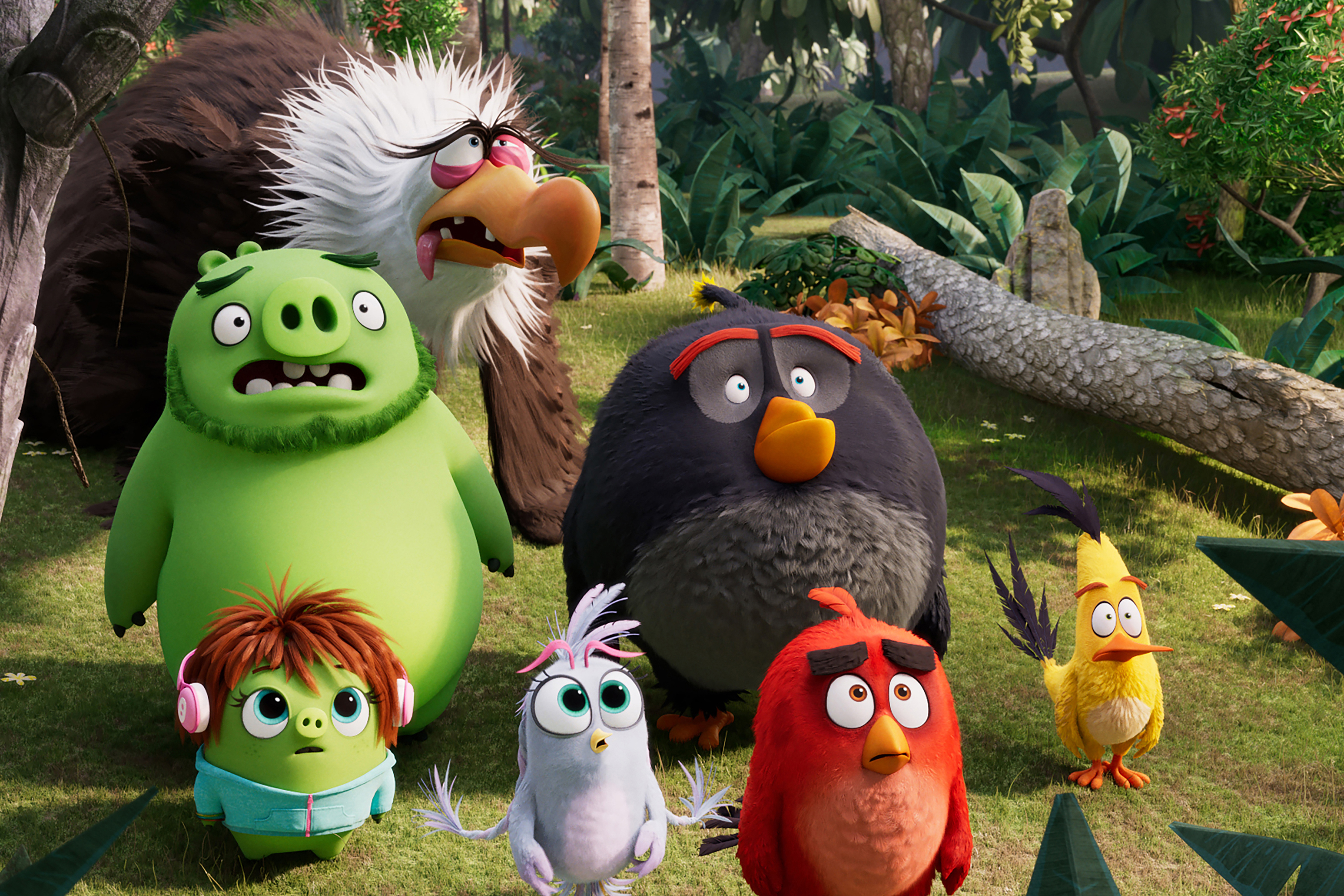 Still 12 for Angry Birds Movie 2, The