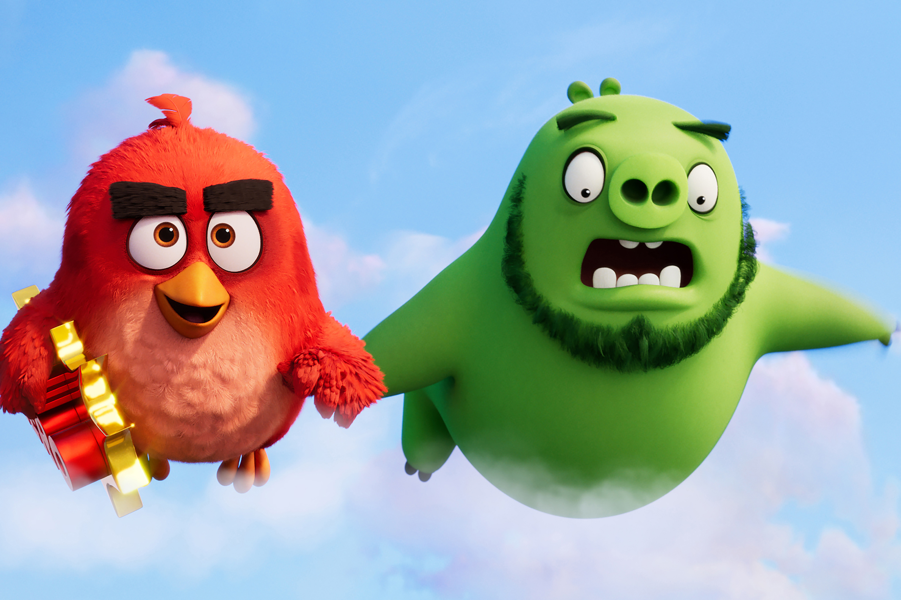 Still 13 for Angry Birds Movie 2, The